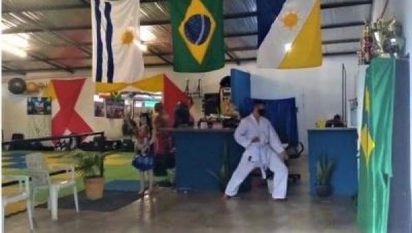 Caratecas de Couto Magalhães conquistam 1º lugar em Festival Regional de Artes Marciais virtual do município