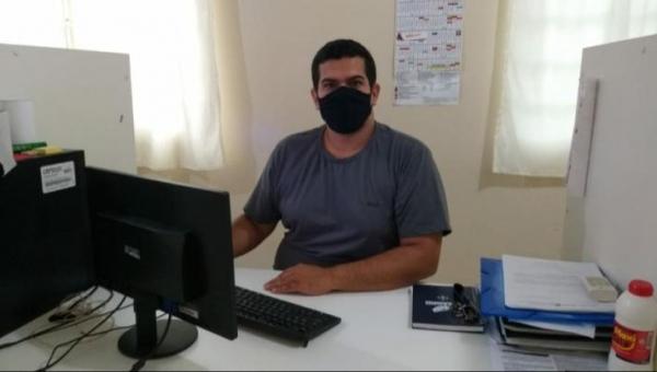 Fernando Silva é nomeado Diretor da Escola de Campo João Ribeiro