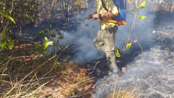 Prefeitura alerta para risco de incêndios em Couto Magalhães
