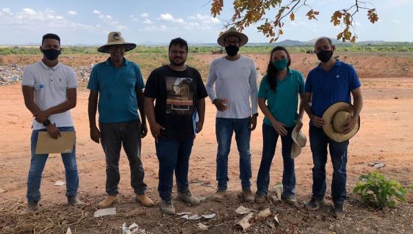 Secretaria Municipal de Agricultura Meio Ambiente e Turismo busca troca de experiência para implantação do aterro Sanitário em Couto Magalhães