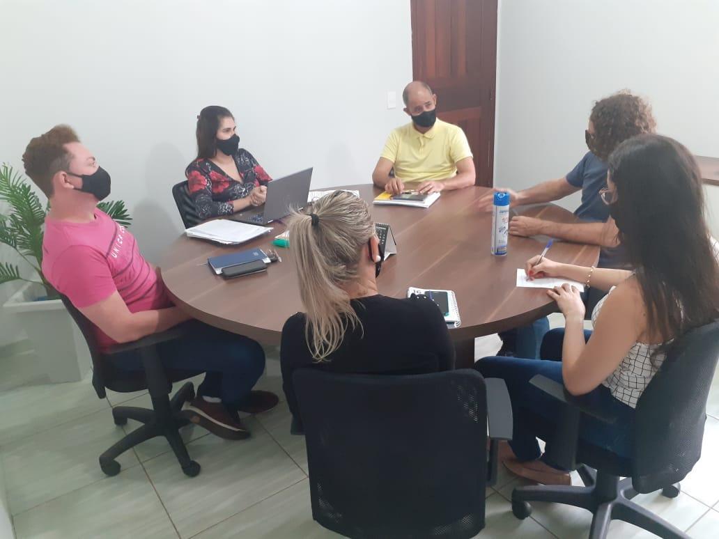 Prefeitura de Couto Magalhães articula Termo de Cooperação Técnica com Corregedoria do Estado